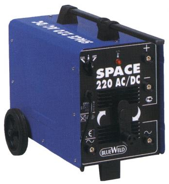 Blueweld SPACE 220 AC/DC