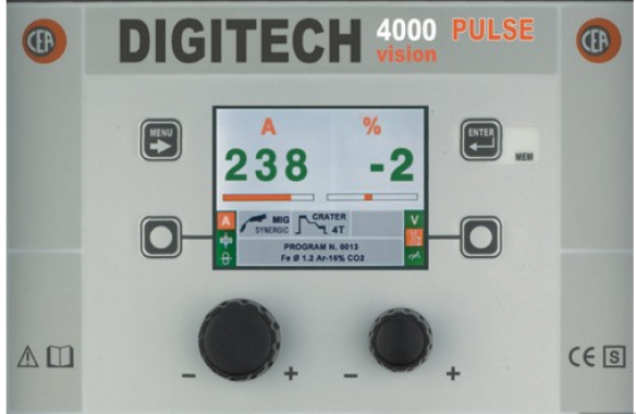 Cea DIGITECH 3300 VISION PULSE