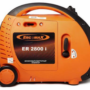 Генератор бензиновый er 2800 генератор