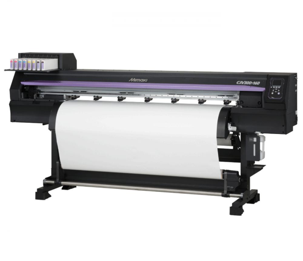 хотите широкоформатный принтер для фотообоев снег неподкупен