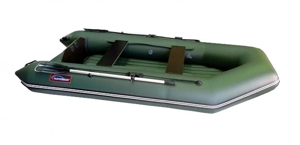 купить лодку пвх хантер в кредит