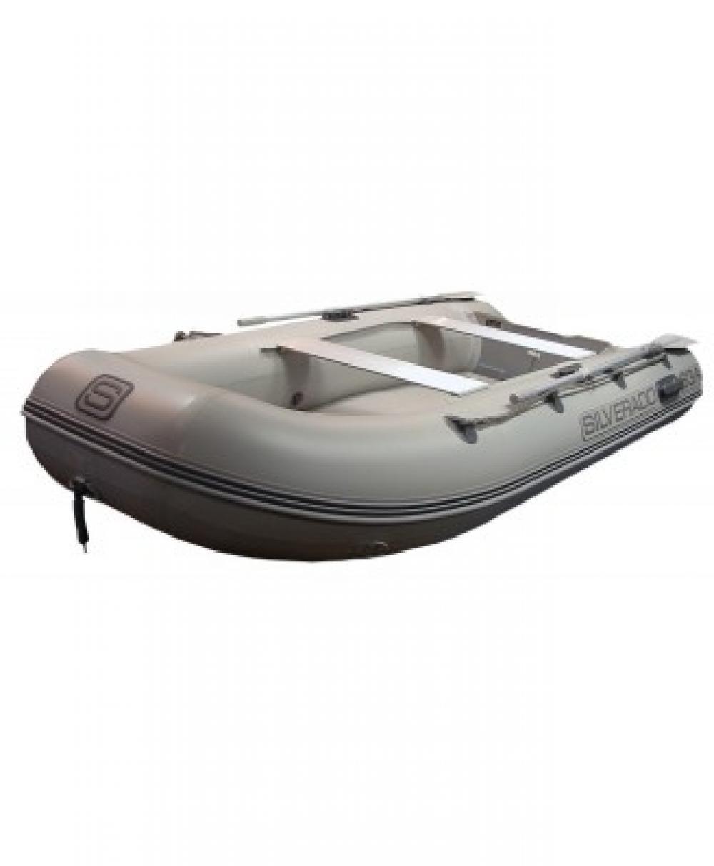 лодка пвх silverado 27f цена